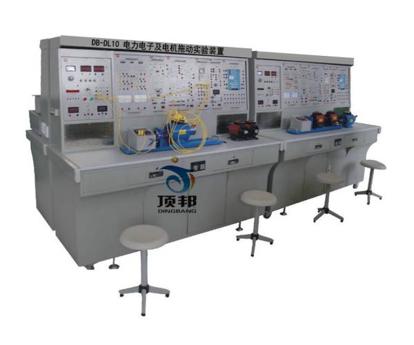 电力电子及电机拖动实验装置