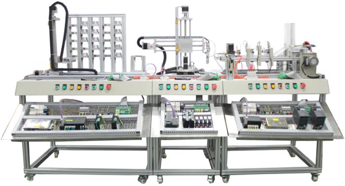 现代物流仓储自动化实验系统
