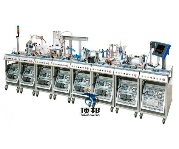 MES网络型模块式柔性自动化生产线实训系统