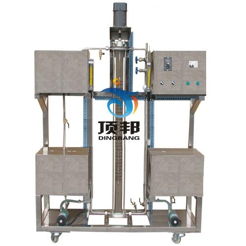 转盘液液萃取实验装置