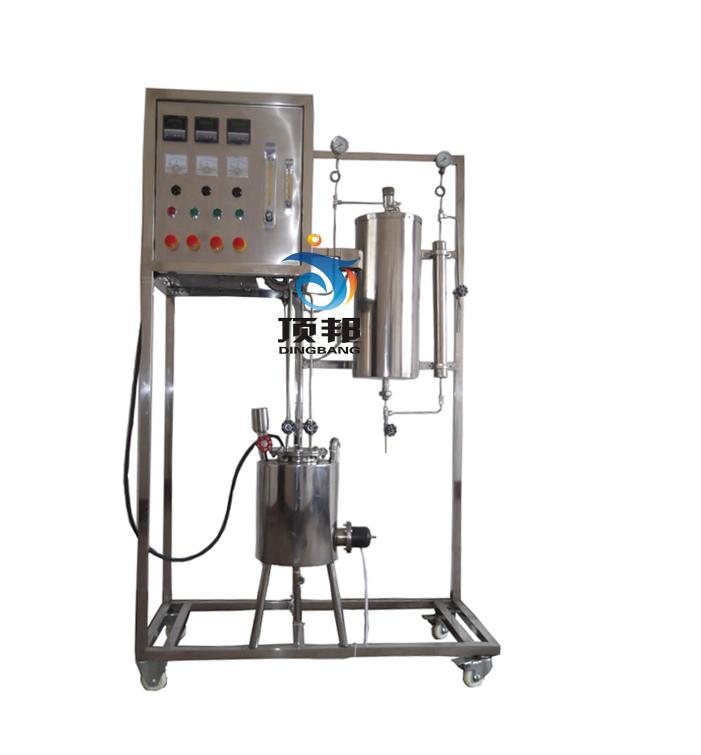 NOx的氨选择性催化还原实验装置