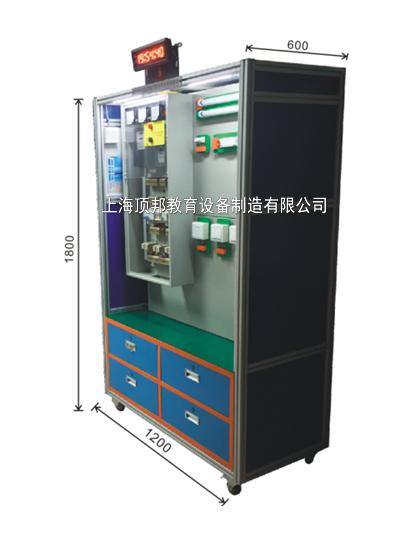 低压电工实操考试照明考核柜