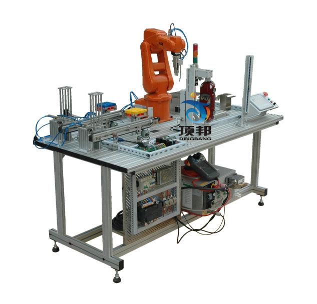 工业机器人教学实训装置